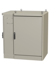 Purcell Systems FlexSure 20RU outdoor GR-487 enclosure - Model: FLX20-3030