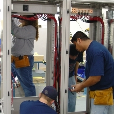 Purcell Systems technical field-experts assist with integration of telecom equipment