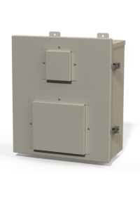 Purcell Systems remote access cabinet, outdoor telecom enclosure - Model: SFX00