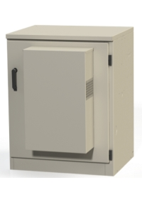 Purcell Systems SiteFlex, outdoor telecom enclosure - Model: SFX17-2824