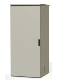 Purcell Systems SiteFlex 37RU Outdoor Power Support Cabinet - Model:SFX37-3031