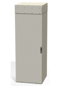 Purcell Systems SiteFlex 42RU Outdoor Power Support Cabinet - Model:SFX42-3031